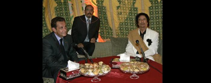 Sarkozy-Kadhafi : l'interprète confirme le financement